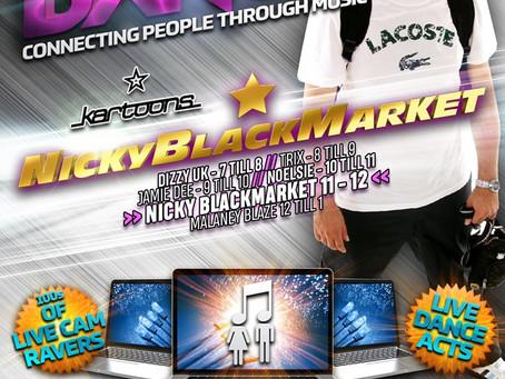 Nicky Blackmarket Special