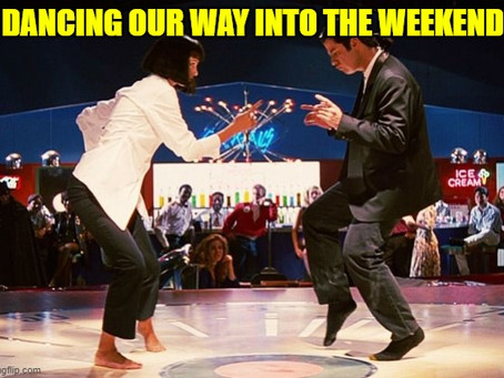 Who's Dancing, Cause Zoom Dance are dancing this weekend