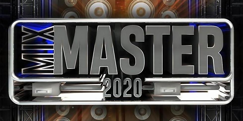 Mix Master 2020 special! Zoom Dance. The online Night Club.