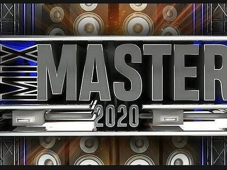 Mix Master Heat 10 - DnB