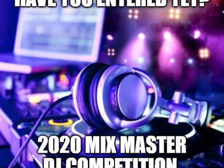 2020 MIX MASTER DJ COMPETITION