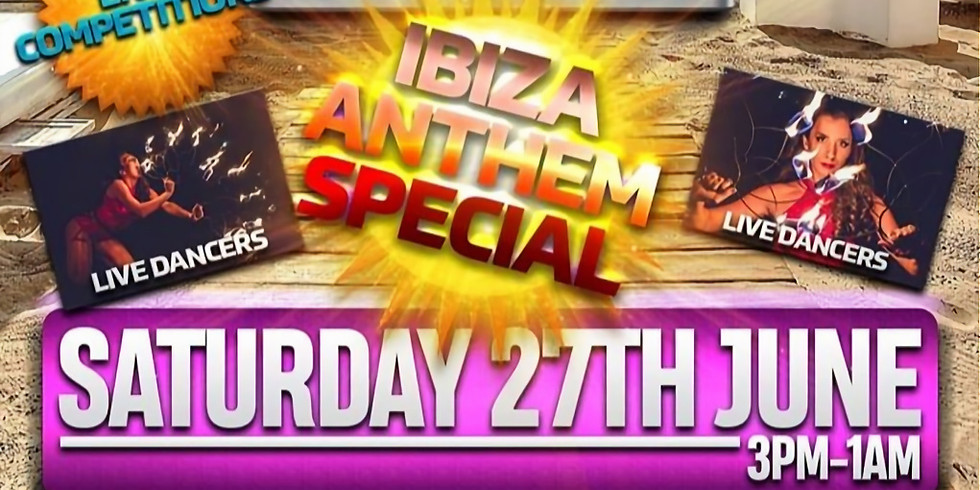 Zoom Dance Ibiza Anthems Special