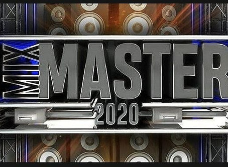 Mix Master Heat 8 - DnB