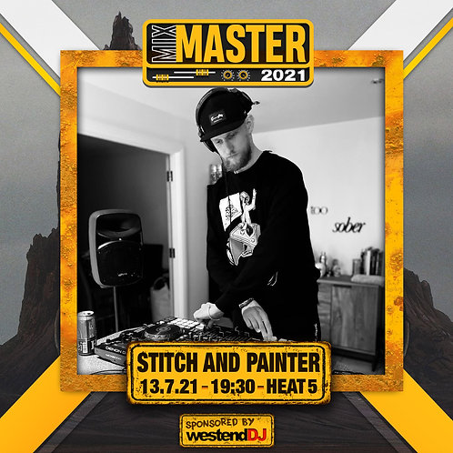 Heat 5 Vote for STITCH AND PAINTER to progress to the Mix Master 2021 2nd round