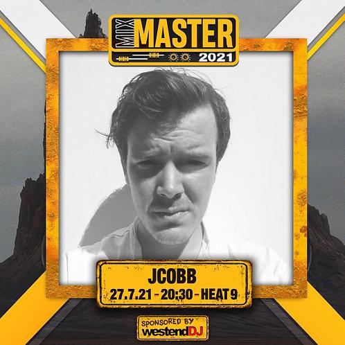 Heat 9 Vote for JCOBB to progress to the Mix Master 2021 2nd round