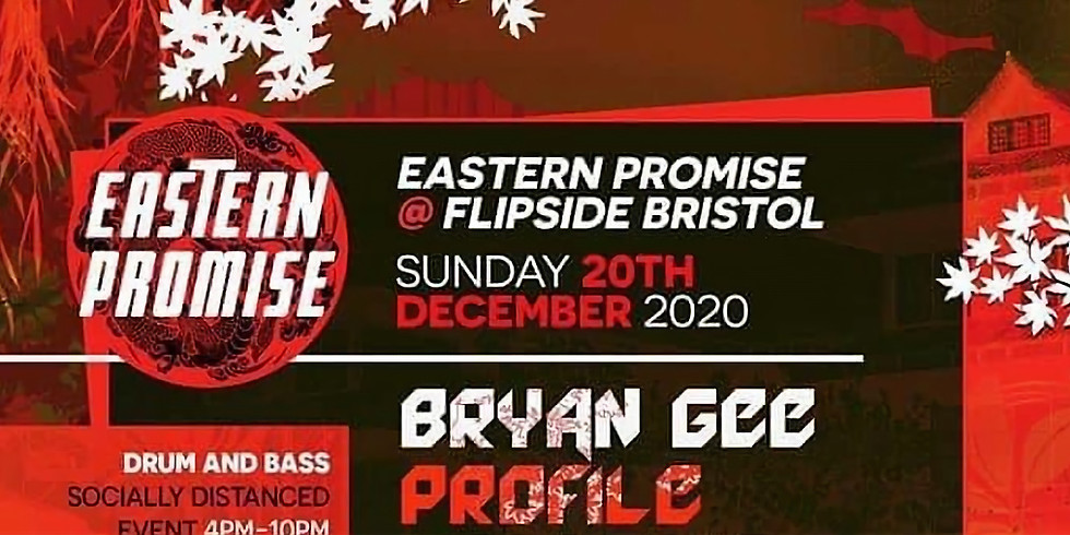 Eastern Promise live on Zoom Dance 'The online Rave'