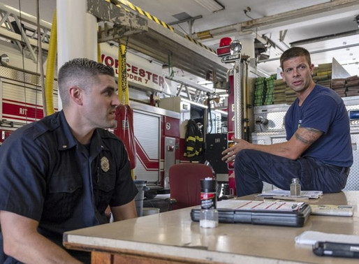 Fire Department Embraces Mindfulness