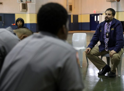 Meditating with Officers on Rikers Island, New York City's Notorious Jail Complex