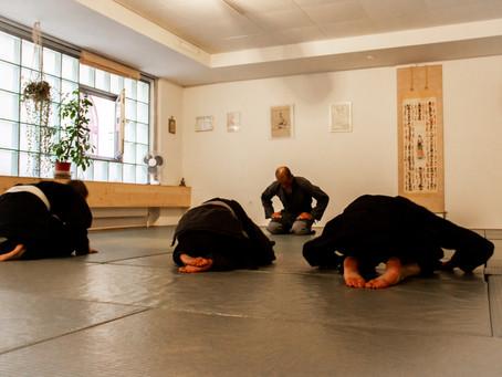 """Article: """"la prière du Nin-Jutsuka: Ninja Seishin"""""""