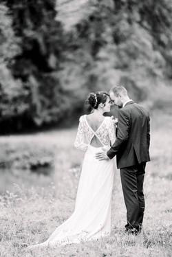 Couple de mariés - Photographe de mariage Provence - Fine art photographer - Virginie Templier