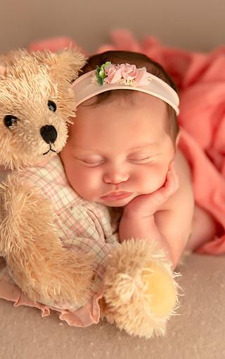 Photo de bébé - Virginie Peigne