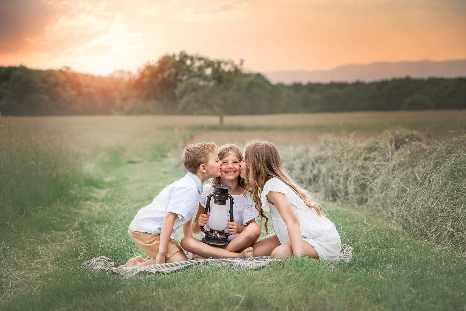 Enfants - photographe famille Montpellier