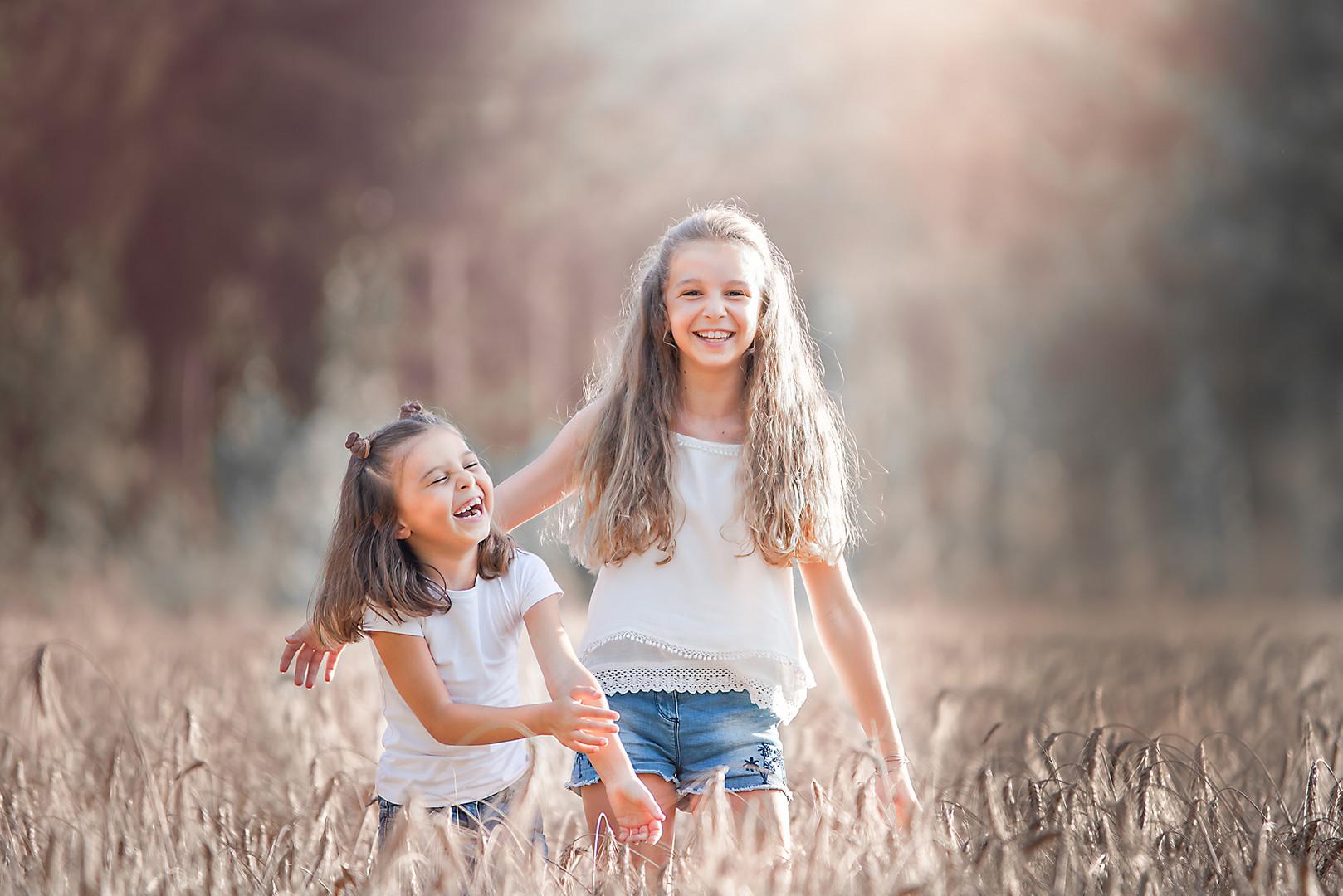 Enfants - Photographe famille Nîmes