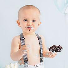Bébé - 1er anniversaire - Virginie Peign