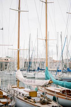 Photographe de mariage Fine Art - Marseille - Vieux Port - Provence
