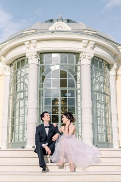 Mariage Salons de la Rotonde - Virginie Templier - Beaulieu sur Mer