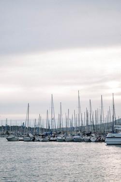 Port de Toulon - Provence - Photographe de mariage fine art - Virginie Templier