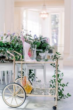 Desserte - Mariage Salons de la Rotonde - Photographe de mariage Provence - Virginie Templier