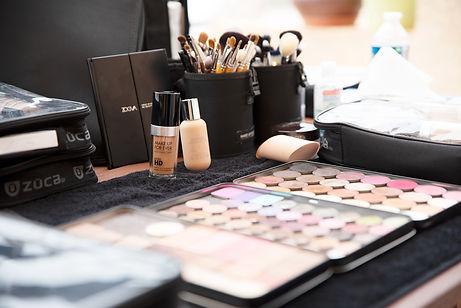Maquillage - Virginie Peigne photographe