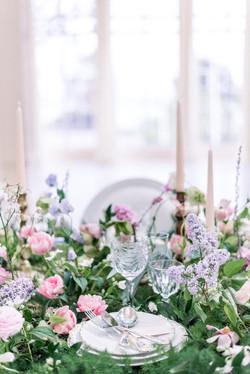 Table de mariage - Virginie Templier - Salons de la Rotonde - Wedding table