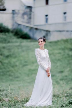 Mariée - Photographe de mariage Provence - Fine art photographer - Virginie Templier