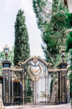 Photographe de mariage Provence - Chateau de la chèvre d'or - Eze Village - Virginie templier - Fine