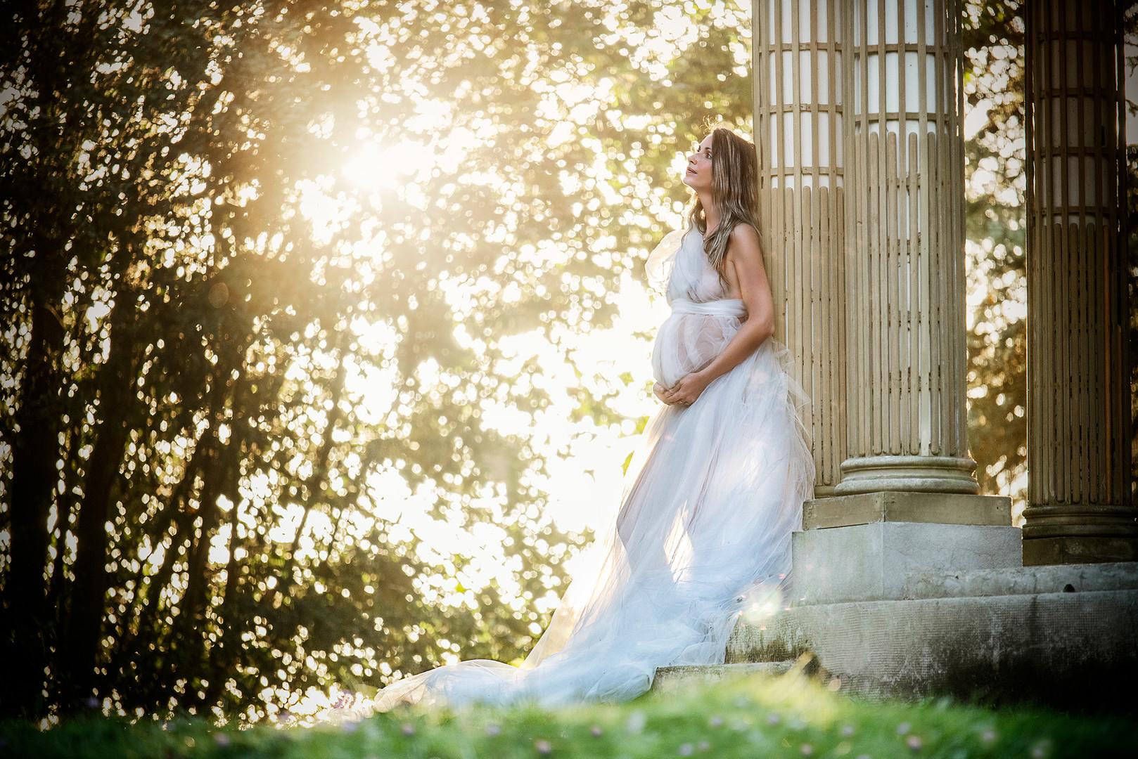 Maternité - Photographe grossesse Montpe