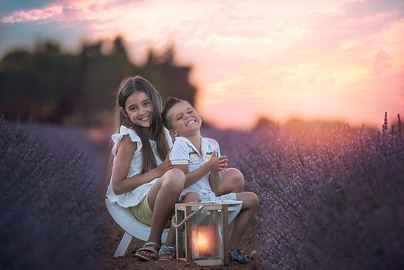 Famille - Photographe enfants famille Mo