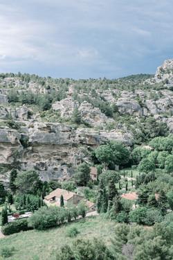 Baux de Provence - Photographe de mariage fine art - Photographe de mariage Provence - Virginie Temp