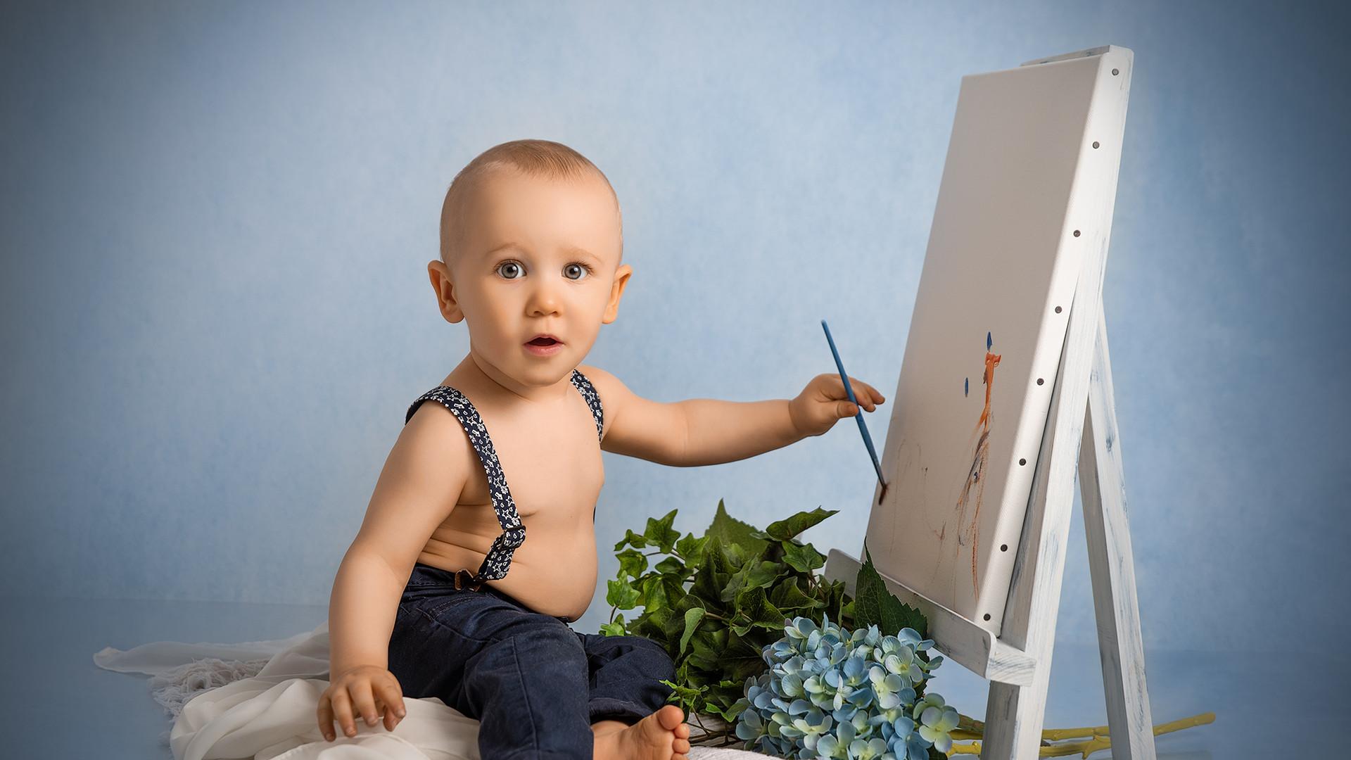 Bambin - Photographe bébé Montpellier -