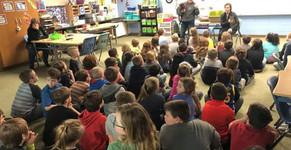 Clinton Central Elementary Visit
