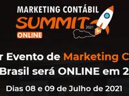 O Marketing Contábil Summit 2021 está chegando e o Fiscontech estará com você