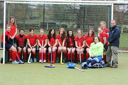 U16 Girls v Northampton