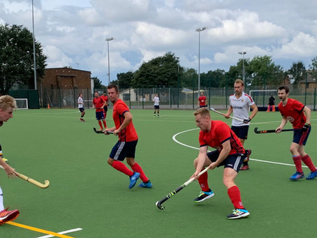 Mens 1s vs Marlow and Birmingham Uni - Saturday 11th and Sunday 12th September 2021