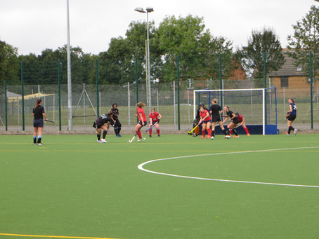 Ladies 1s vs Buckinghams 2s - Saturday 25th September 2021