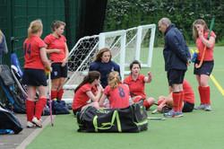 U16 Girls v Oxford