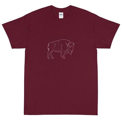 Short Sleeve T-Shirt - Bison