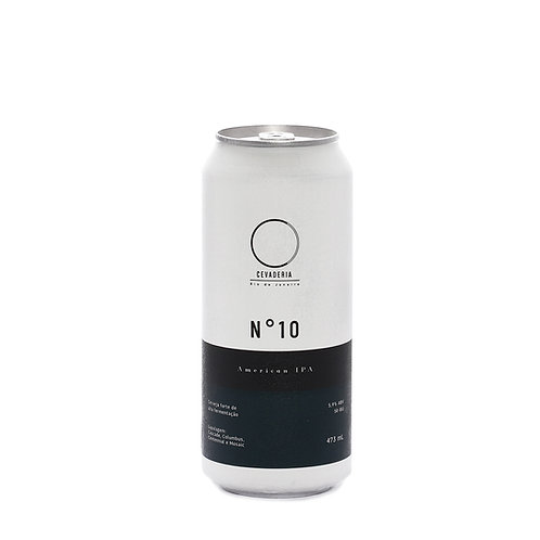 N10 473ml | American IPA | 5,9% ABV - 50 IBU