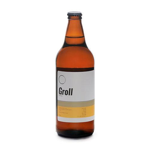 Groll 600ml | Pilsner | 5,0% ABV - 20 IBU