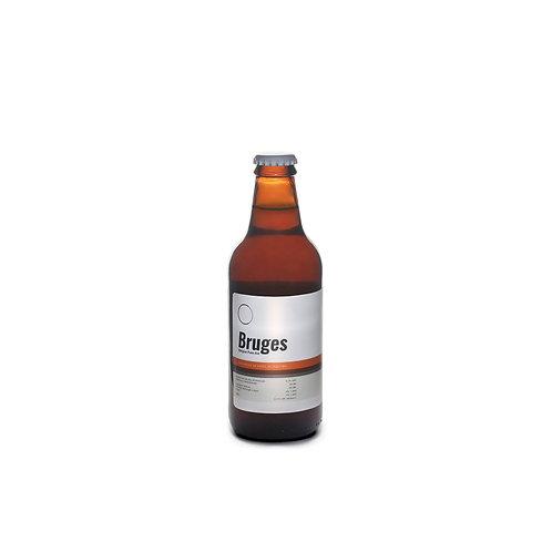 Bruges Jequitibá 330ml | Wood and Barrel Aged | 6,1% ABV - 20 IBU