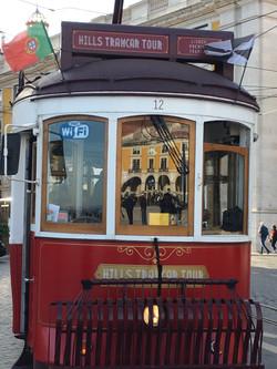 Lissabon-Dreh