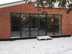 Exterior Glazing