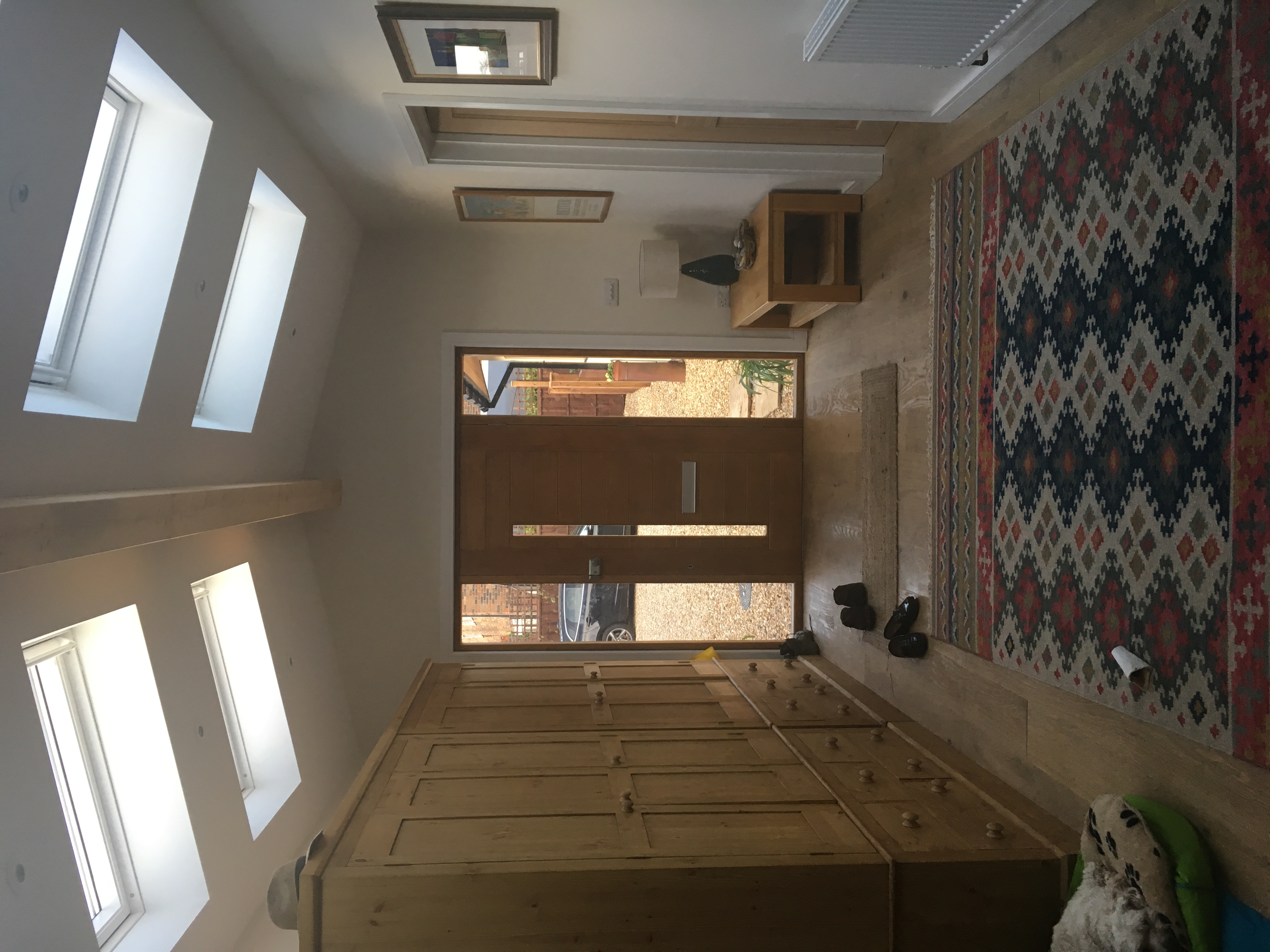 Bosham Vaulted Ceiling