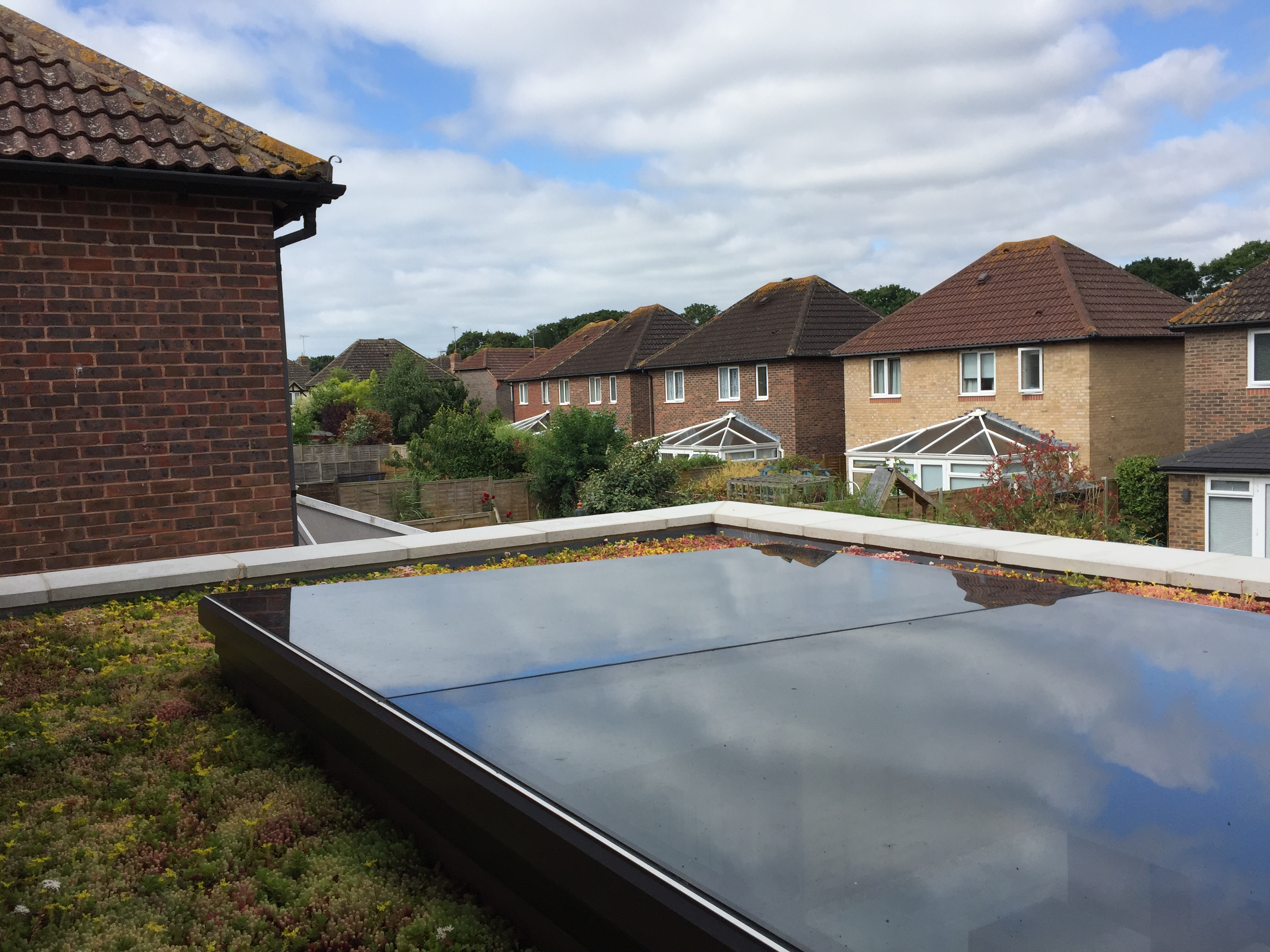 Flat Roof Window