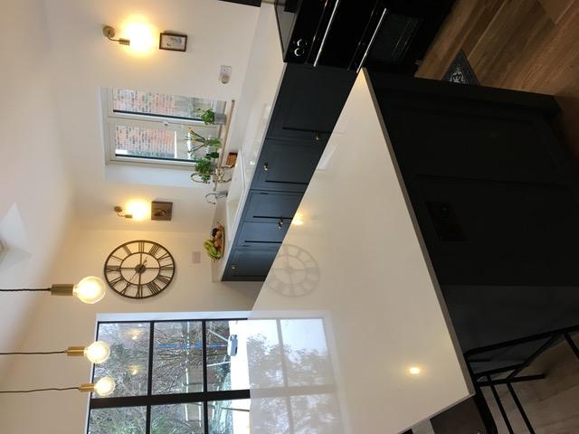Vaulted Kitchen Extension