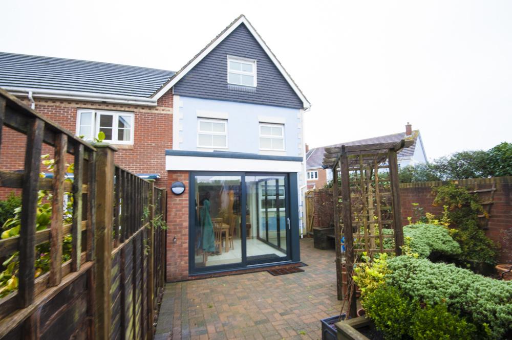 Emsworth Glass Extension