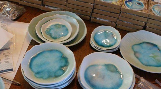The Mood Designs irish craft ceramics ha