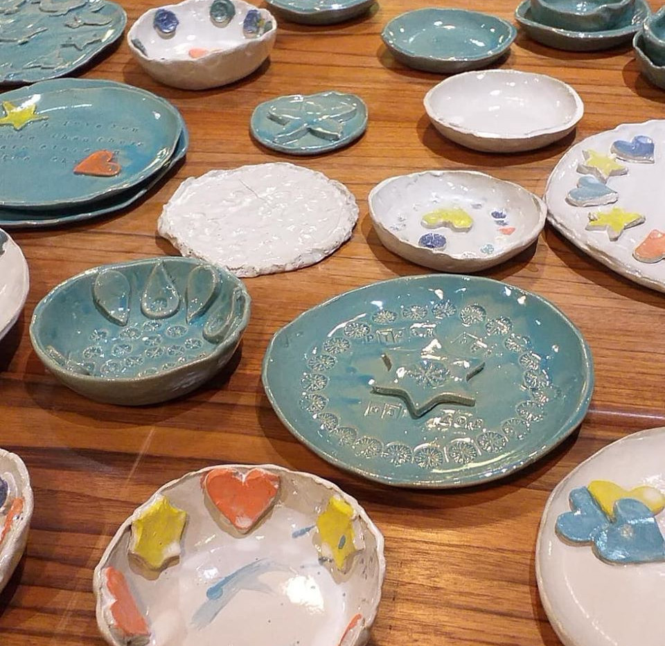 ceramic workshops the mood designs class