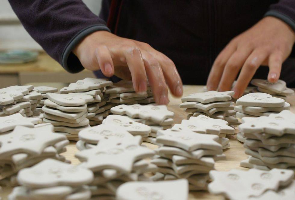 process ceramic making handmade handcraf