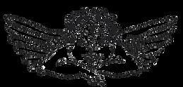 png logo engeltje zwart wit geheel trans